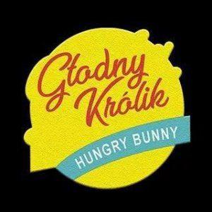 Głodny królik logo katowice