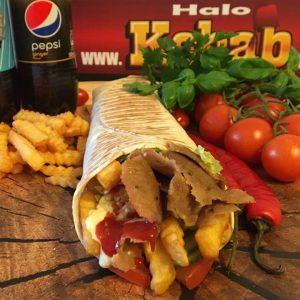 halo kebab