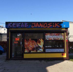 kebab janosik