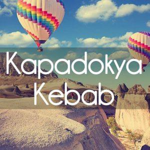 Kapadokya kebab