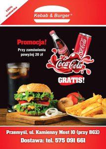 kebab and burger