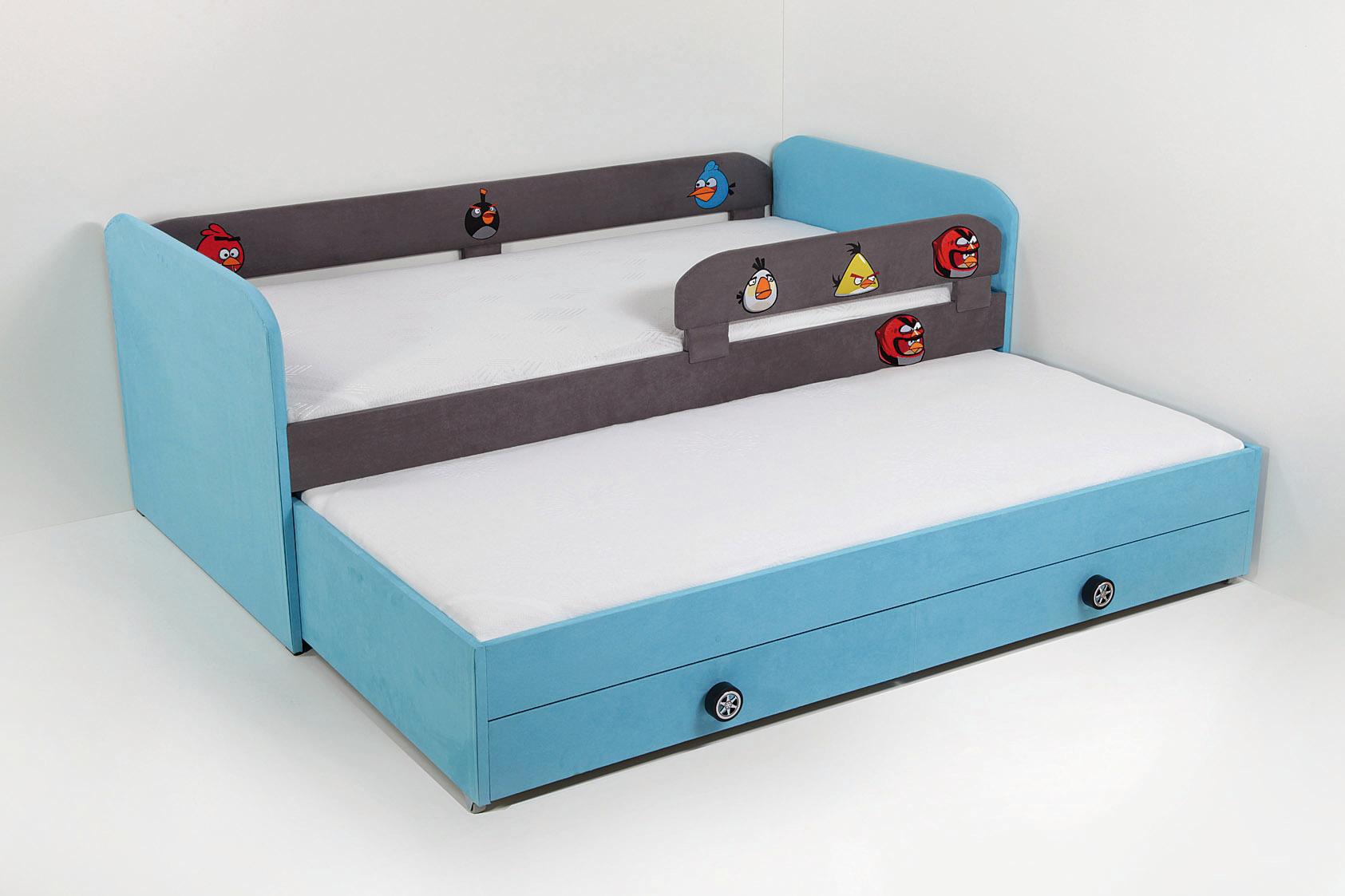 Łóżko dziecięce dla chłopców