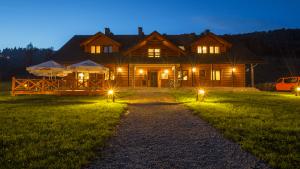 Hotel Solny w Bieszczadach