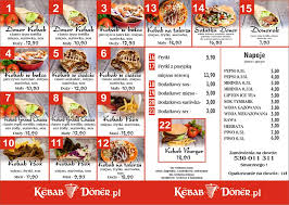 doner kebab ropczyce