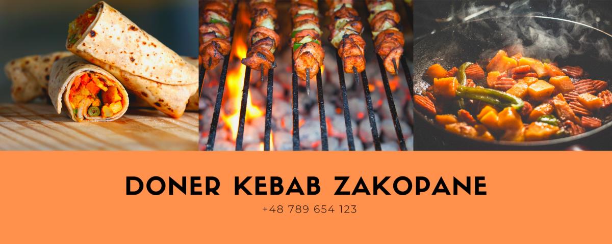 Doner kebab Zakopane