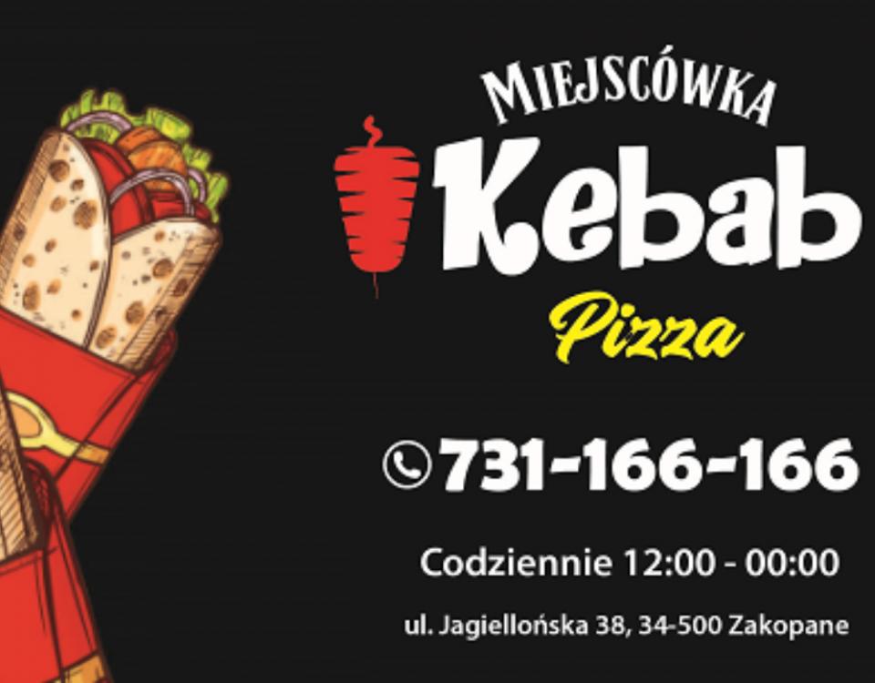 Miejscówka Kebab Pizza